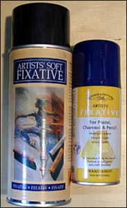 artists soft fixative