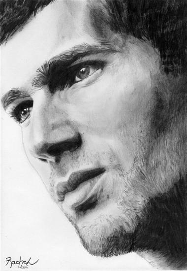 Zidane Portrait