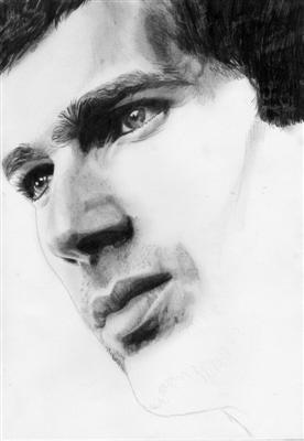 Portrait Zinedine Zidane 9